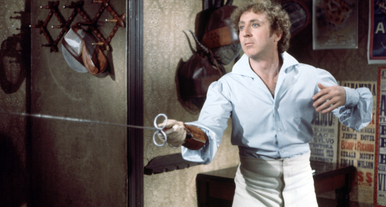 Gene Wilder in The Adventure of Sherlock Holmes' Smarter Brother